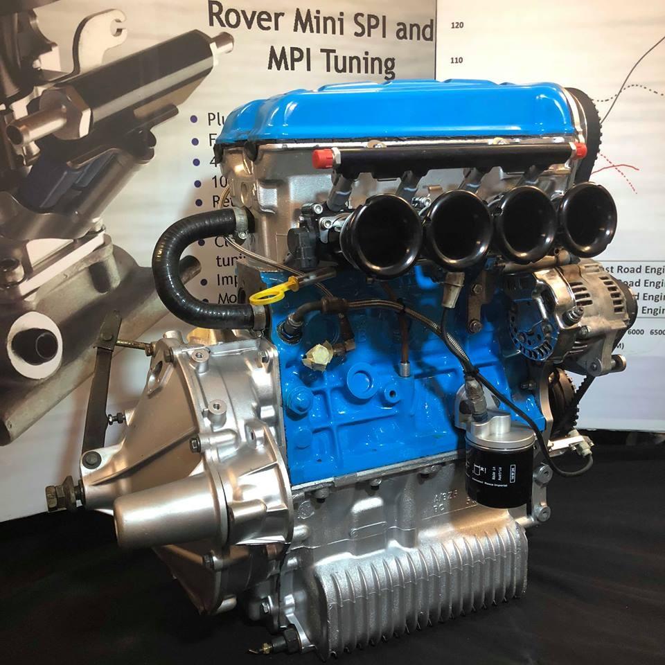 SC Twinkam 16v N/A Engine