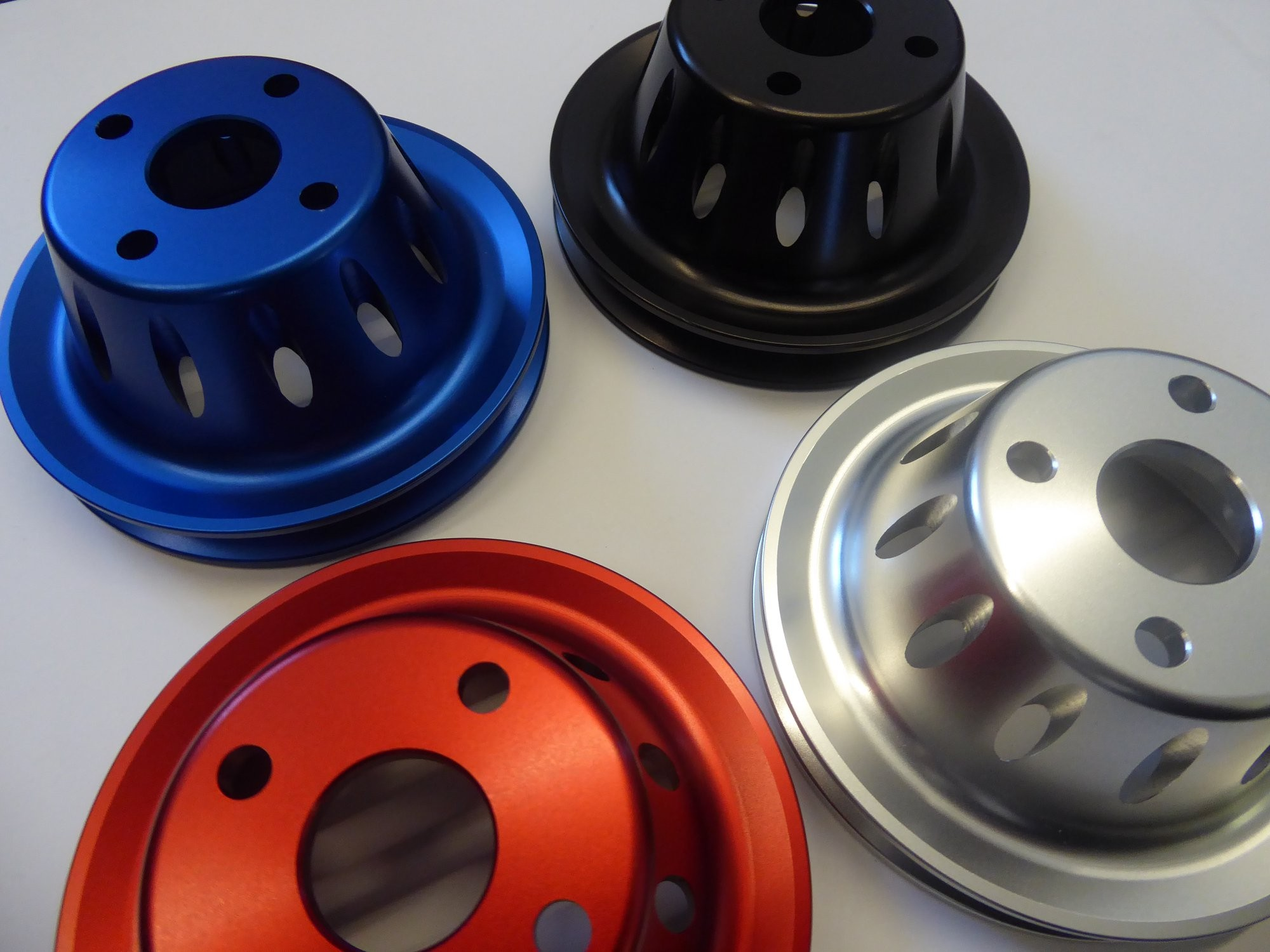 Billet Alloy Water Pump Pulley