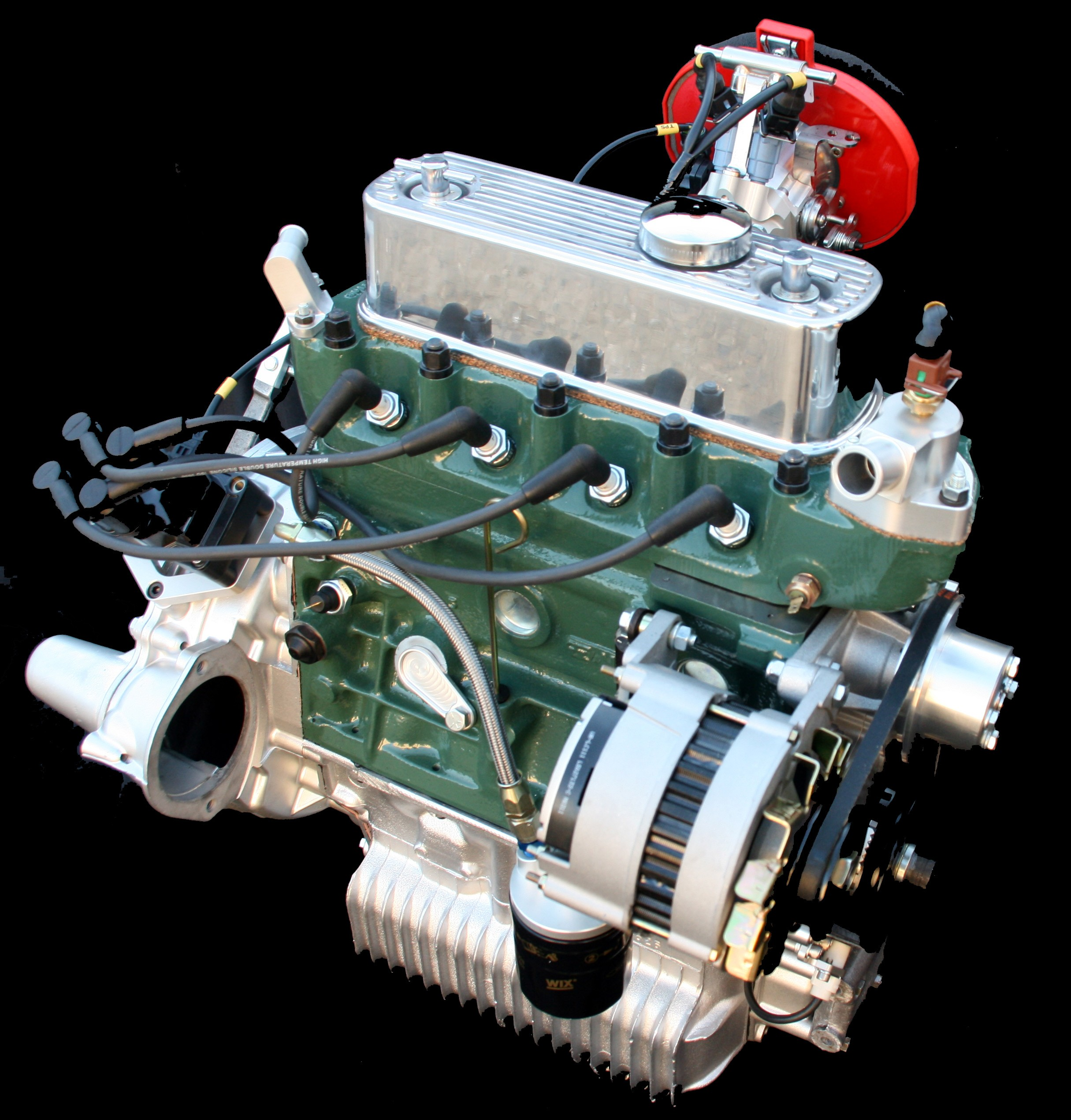 SC Fast road 5 port EFI crate engine