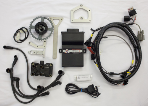 A Series Ignition Only Management Kit