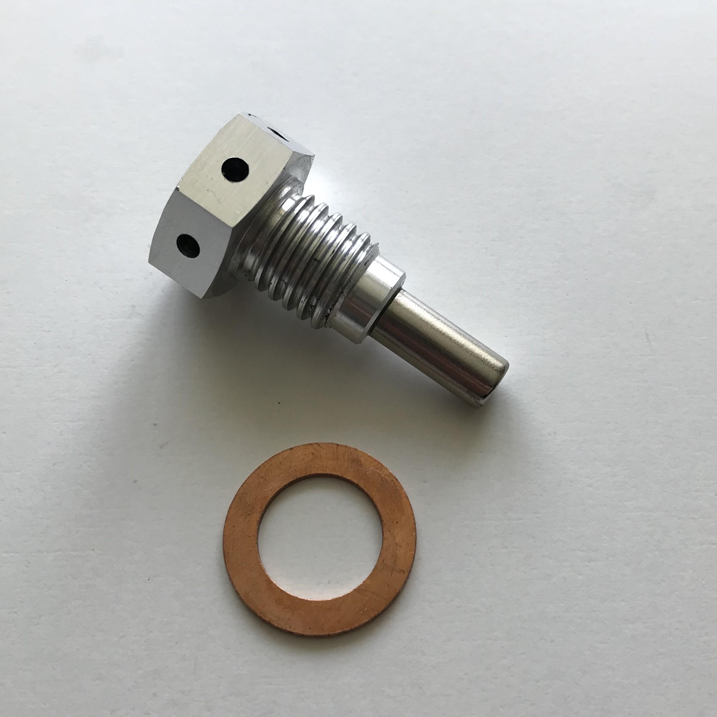 SC Neodymium Billet Sump Plug