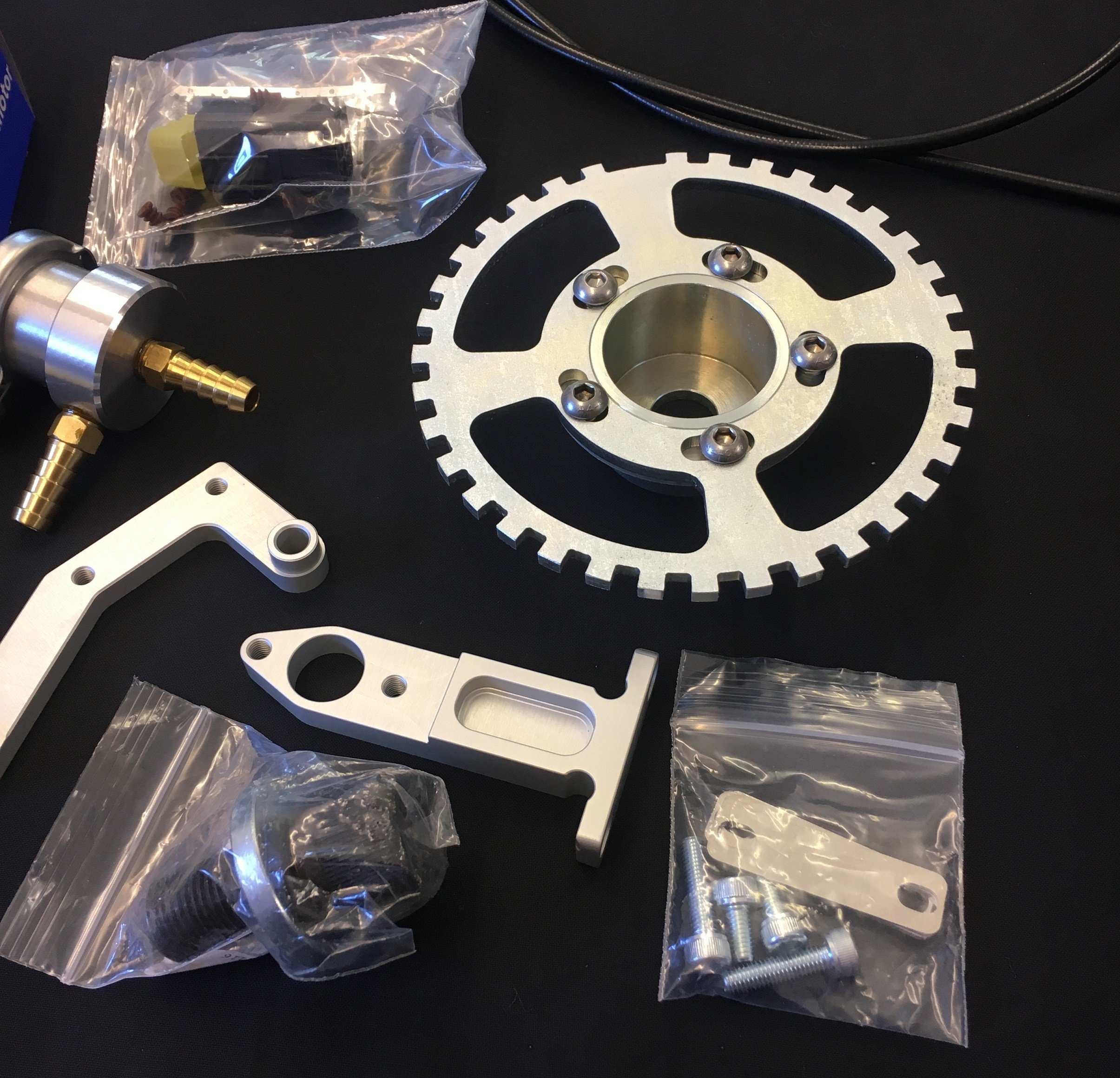 A Series Crank Trigger Kit