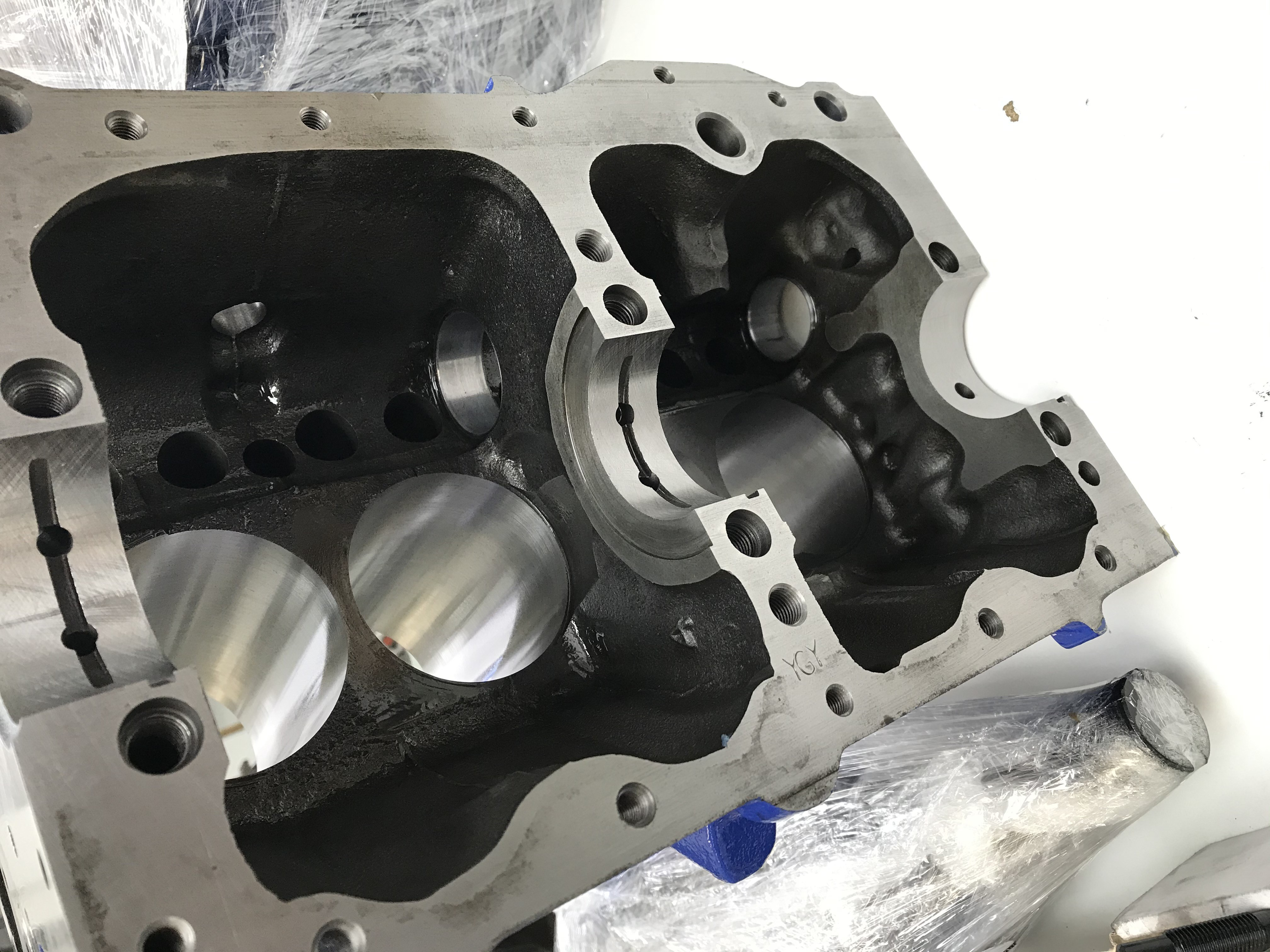 SC Fully Prepared MPI Engine Block