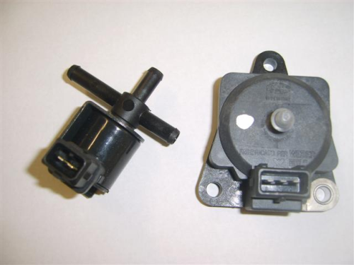 MAP Sensor & Boost Control Valve for Turbo Engines