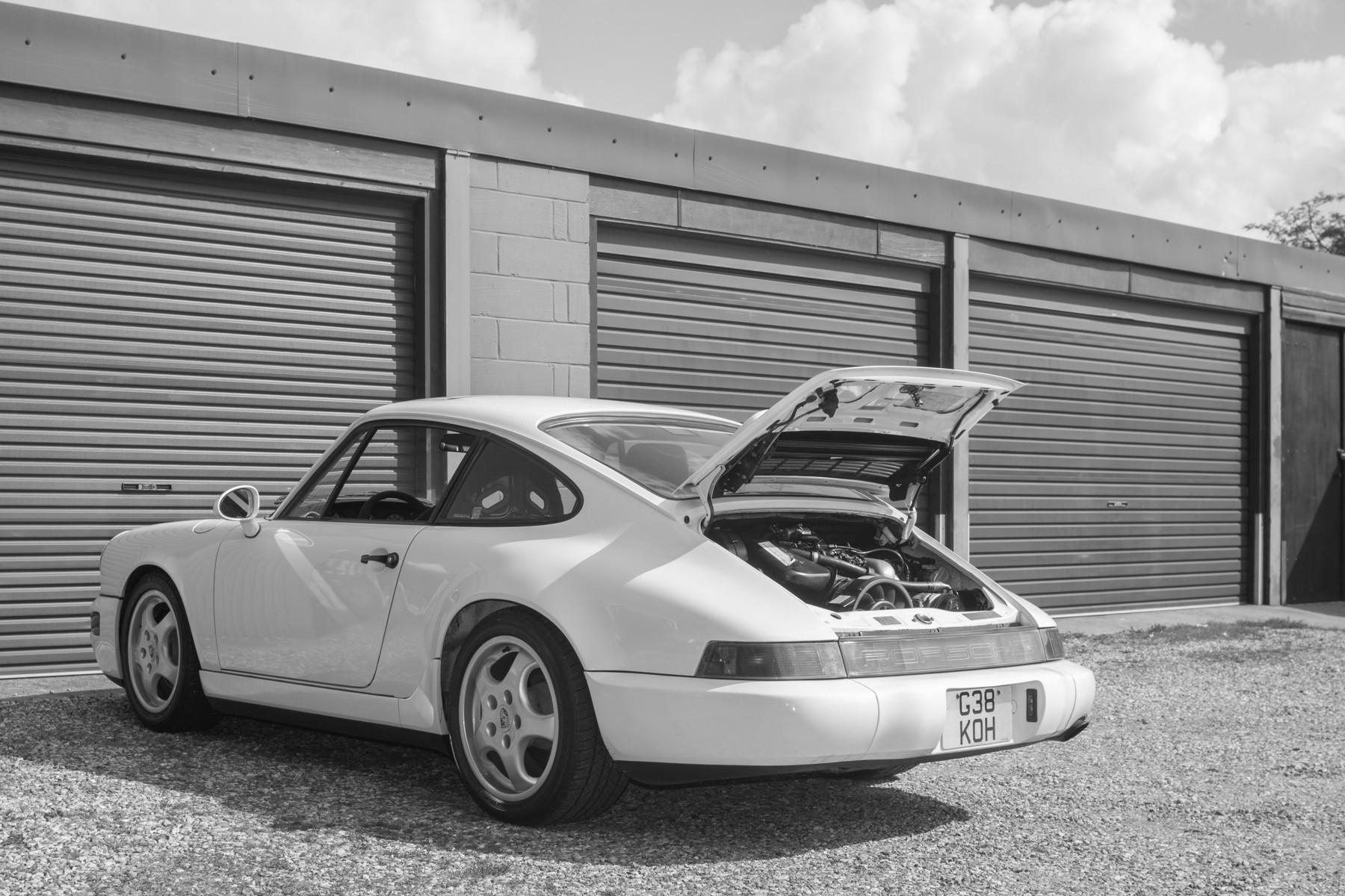 Porsche 911 (964) Management Kit